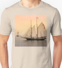Morning of Glory 2 - Sail Boston 2017 Unisex T-Shirt