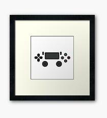 Controller Framed Print