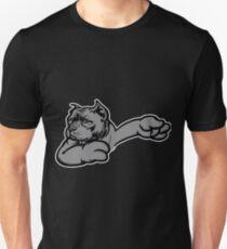 Dabbing Pit Bull Shirt Unisex T-Shirt