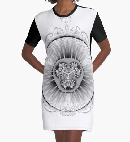 Amoeba 24 Graphic T-Shirt Dress