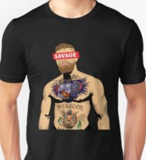 SAVAGE- Conor McGregor Unisex T-Shirt