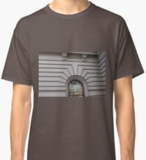 Lines of a Building Classic T-Shirt