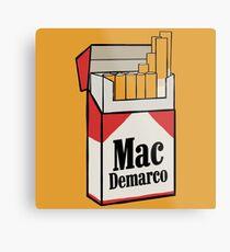 Mac Demarco Metal Print