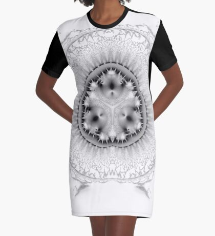 Amoeba 22 Graphic T-Shirt Dress