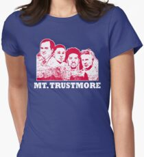 Mt Trustmore 2 Women's Fitted T-Shirt