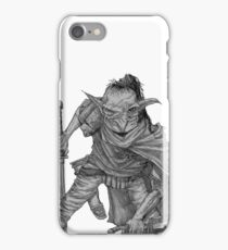Goblin warrior iPhone Case/Skin