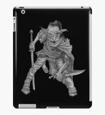 Goblin warrior iPad Case/Skin