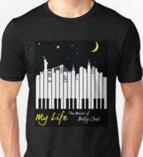 JOEL BILLY MUSIC MANGSA Unisex T-Shirt