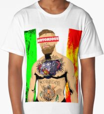 NOTORIOUS- Conor McGregor Long T-Shirt
