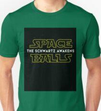 Spaceballs The Schwartz Awakens Unisex T-Shirt