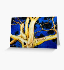 In the Branches Greeting Card