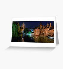 Bruges! Greeting Card