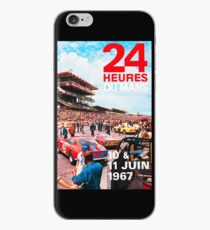 24 Stunden Le Mans 1967 iPhone-Hülle & Cover