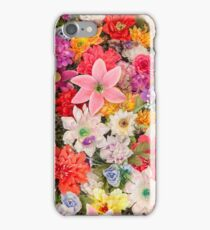Lot of flowers iPhone Case/Skin