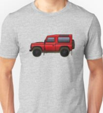 Defender 90 [Red] Unisex T-Shirt