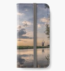 """Reflection - River Thurne"" iPhone Wallet/Case/Skin"