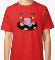 Happy Little Big Red Monster Classic T-Shirt