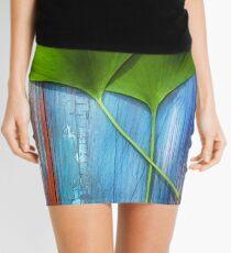 Two leaves of Ginkgo Mini Skirt