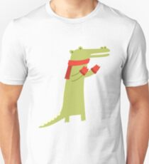 Croc Please Be Mine Unisex T-Shirt