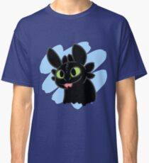 Toothless Bleep Classic T-Shirt