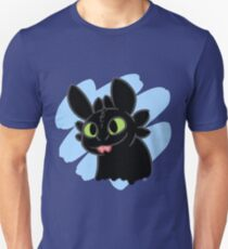 Toothless Bleep Unisex T-Shirt