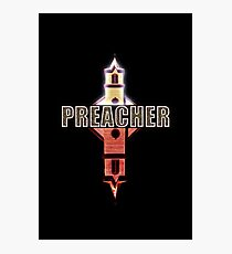 PREACHER - TV Show Photographic Print