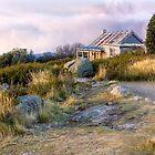Craig's Hut, Victoria, Australia by Christine Smith