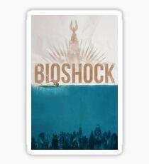 """Bioshock: """"Under the sea"""" Sticker"""