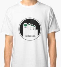 Camiseta clásica Nihilista