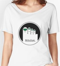 Nihilist Women's Relaxed Fit T-Shirt