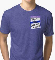 "Fight Club: ""I AM JACK'S COMPLETE LACK OF SURPRISE"" Tri-blend T-Shirt"
