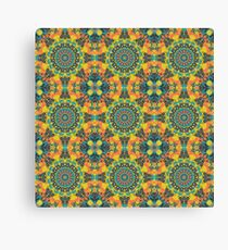 Ethnic ornament Canvas Print