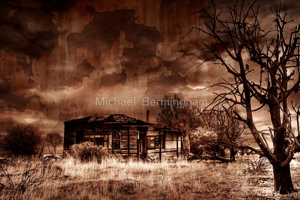 Yesteryear by Michael  Bermingham