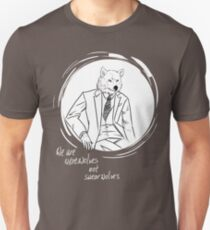 We are werewolves Unisex T-Shirt