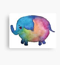Colour-Phant Canvas Print