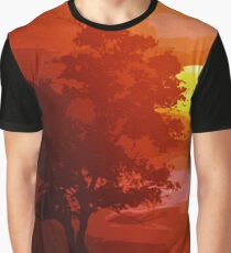 The world is beautiful Graphic T-Shirt