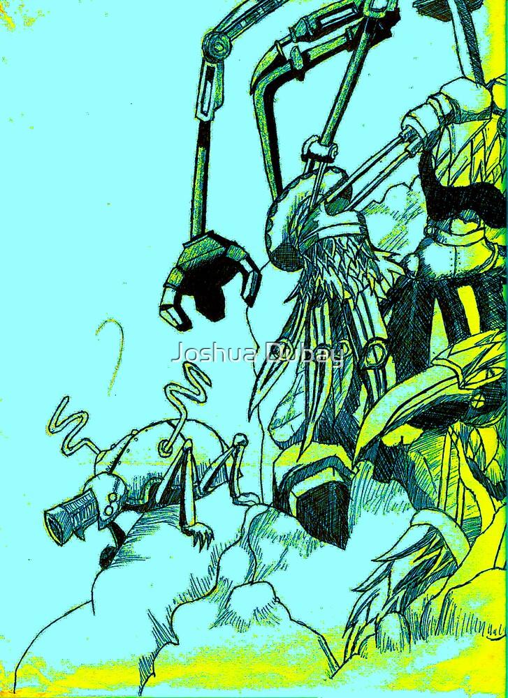 Robotics Warped by Joshua Dubay