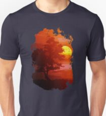 The world is beautiful Unisex T-Shirt