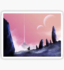 Sacred Hills Sticker