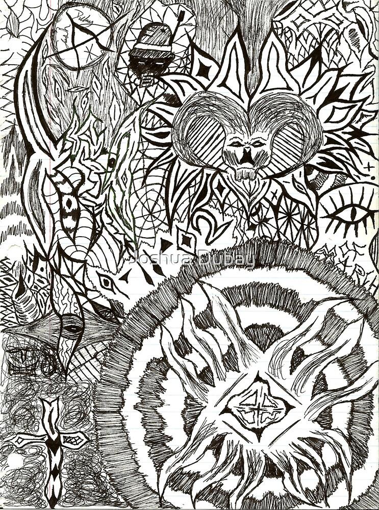 Boredom strikes! by Joshua Dubay