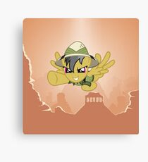 my little pony daring do Canvas Print