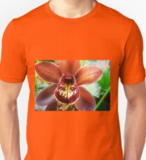 Orchid from the Plaza Florist Unisex T-Shirt