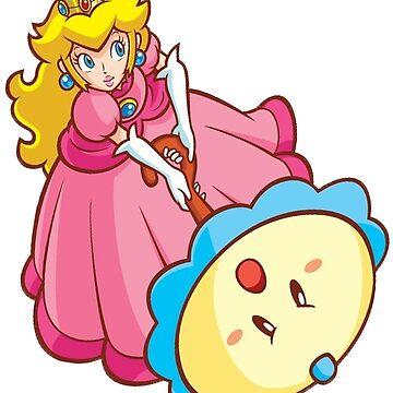 Prinzessin Peach! - Attacke von star-sighs