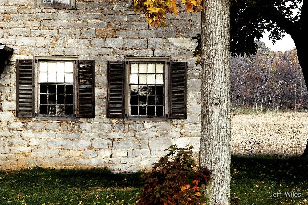 Graystone - fall. by Jeff  Wiles