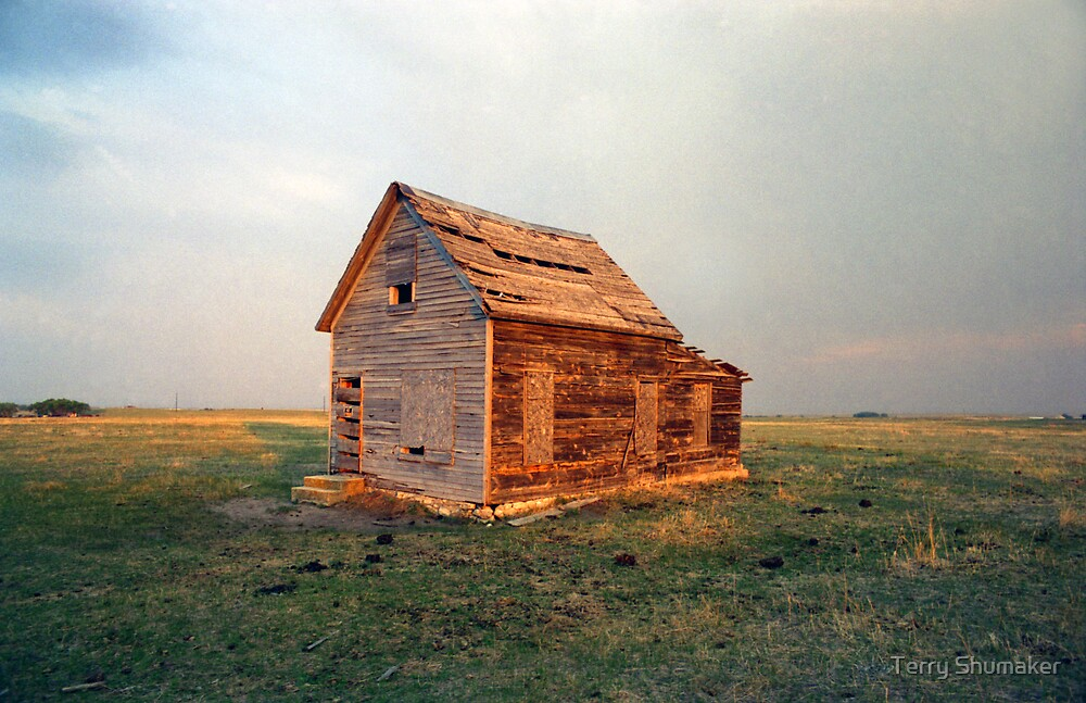 Little House on the Prairie by Terry Shumaker