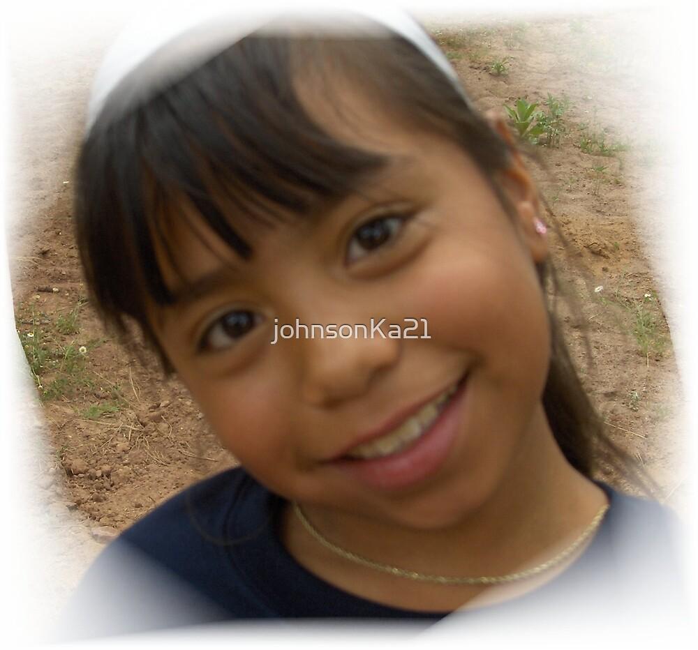 Adorable Little Girl by johnsonKa21