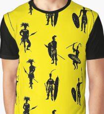 African warriors Graphic T-Shirt
