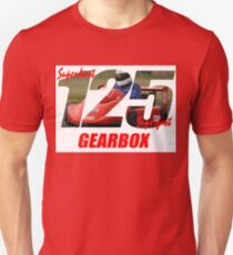 Superkart 125 Gearbox  Unisex T-Shirt