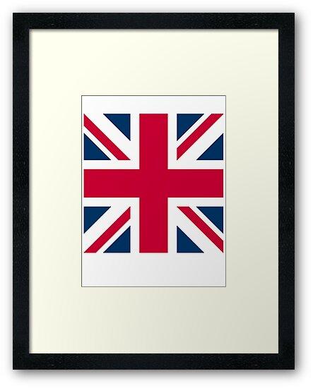 Union Jack Flag Of The United Kingdom UK British BIG SQUARE
