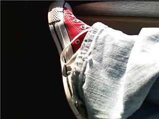 Shoe by the1youforgot